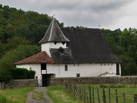 Chapelle Olhaiby