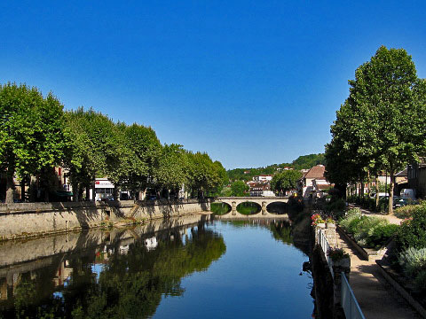 Figeac Bords du Cn�ln�
