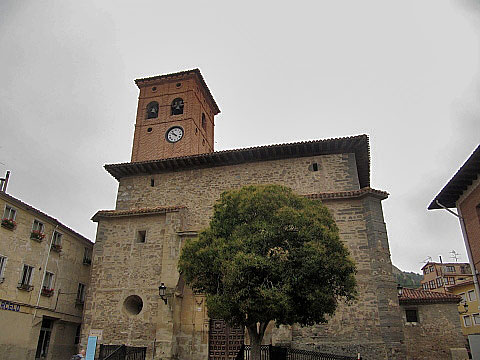 Eglise Belorado